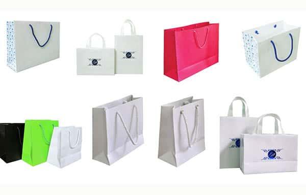 Cơ sở sản xuất túi giấy