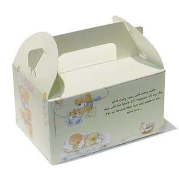 Sản xuất hộp giấy đựng đồ ăn nhanh