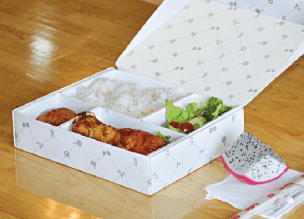 in hộp giấy đựng đồ ăn nhanh giá rẻ