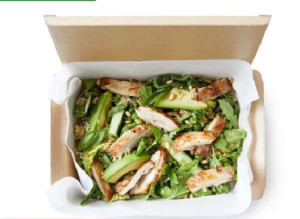 Báo giá in hộp giấy đựng đồ ăn nhanh