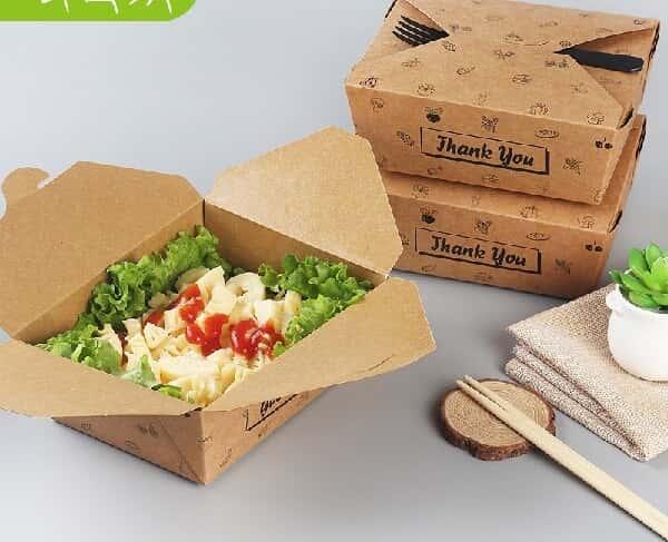 Hộp giấy đựng thực phẩm