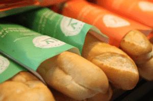 in túi giấy đựng thực phẩm tại Đà Nẵng
