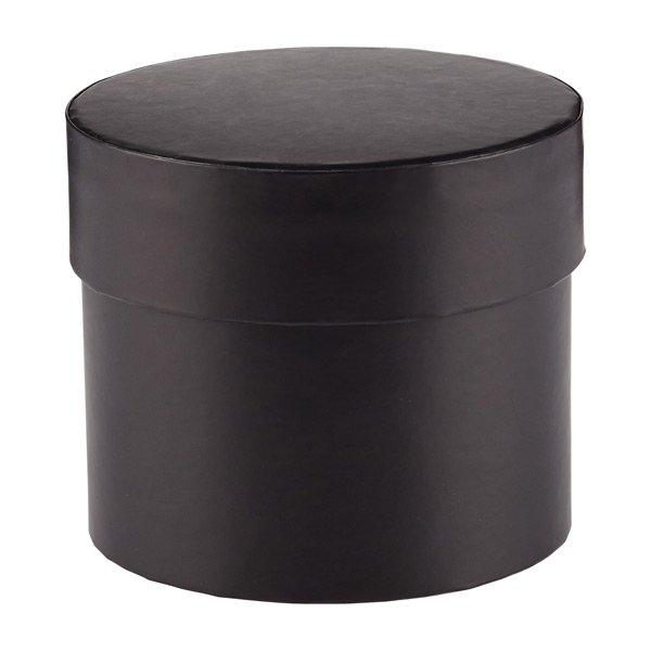 Round Box with Lid